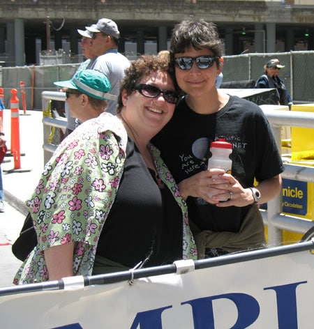 2007 SF Gay Pride Parade