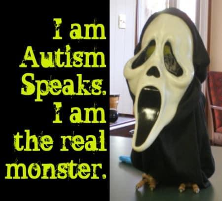 I Am Autism Speaks