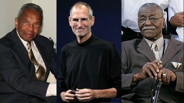 Derrick Bell, Steve Jobs, and Rev. Fred Shuttlesworth