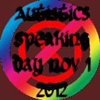 Autistics Speaking Day 2012
