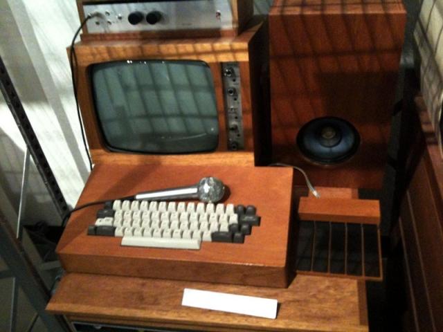 First karaoke machine?