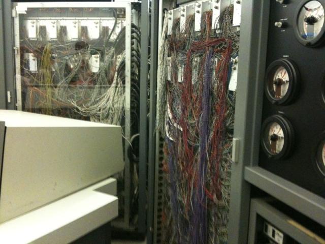 Spaghetti Cables